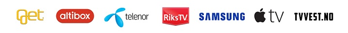 TV Vest distributører