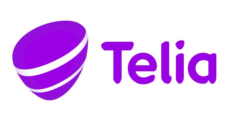 Slik ser du TV Vest Telia norge logo